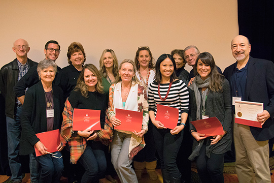SDSU Writers' Conference Choice Award Winners