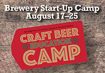 Brewery Start-Up Camp