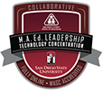 M.A. in Ed. Leadership with an Emphasis in Technology