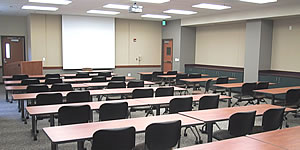 High-Tech Seminar Rooms