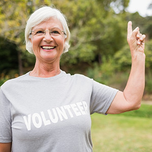 Osher Volunteer