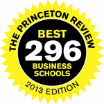 Princeton Review Rank